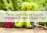 Former bookkeeper at Surrey garden supply company charged in $200K fraud