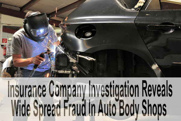Insurance company investigation uncovers 'pervasive' Ontario auto-body shop fraud