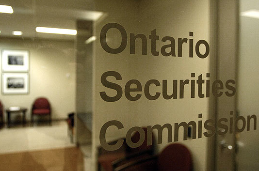 Callidus Capital, TSX, Toronto Stock Exchange, OSC, Ontario Securities Commission, fraud, whisteblowers