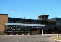 Windsor airport employee sentenced for embezzlement
