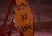 Snow removal contractor charged with fraud after failing to do work